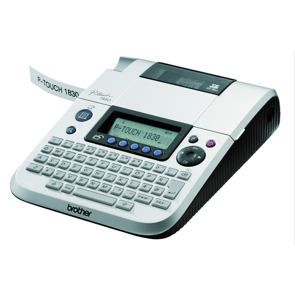 Brother p touch manual 1830 newslifestyle23 for Brother label printer templates
