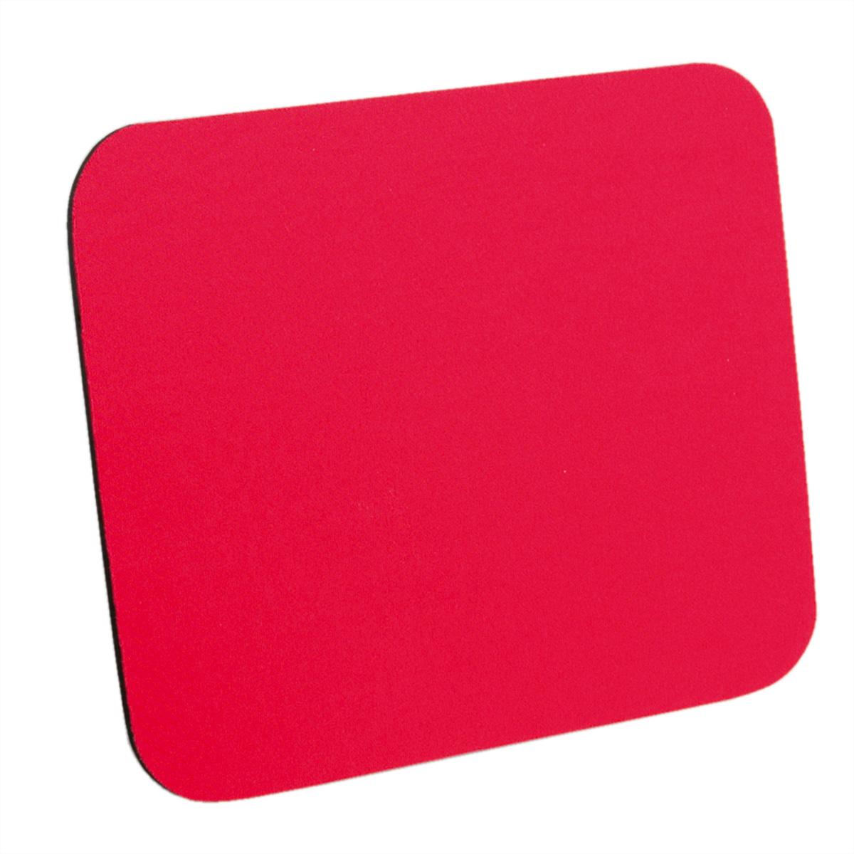 Mausmatte, anti-statisch, rot